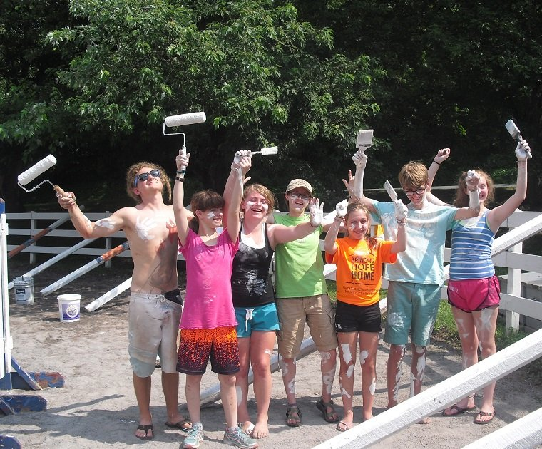 Confirm. Team building activities for teen right!