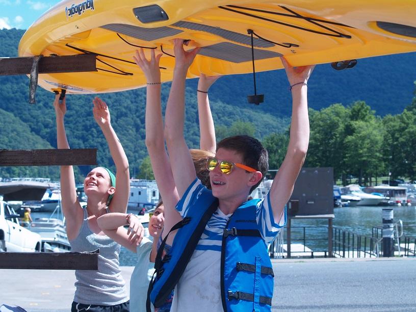 Small-teenage-summer-camp
