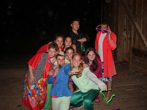 Small-summer-teen-camp