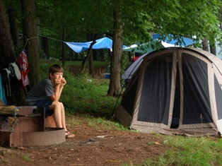 Summer camp for teenager PA