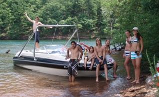 sleepaway summer camp for teenagers