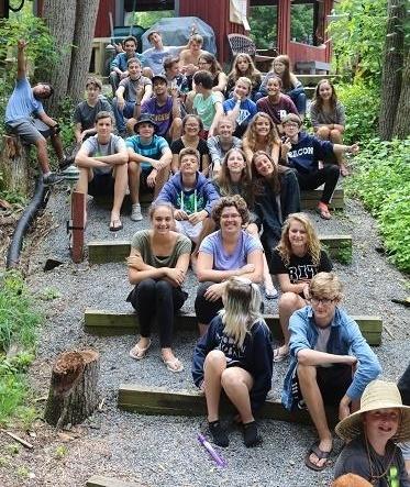 overnight teen summer camp