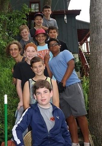 wakeboarding teen summer camp