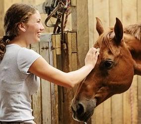 Benefits-of animal-interations-at-summer-camp