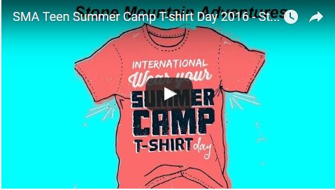37efe79bbbdb We made a Camp T-Shirt Day Video! 4 Week Summer Camp