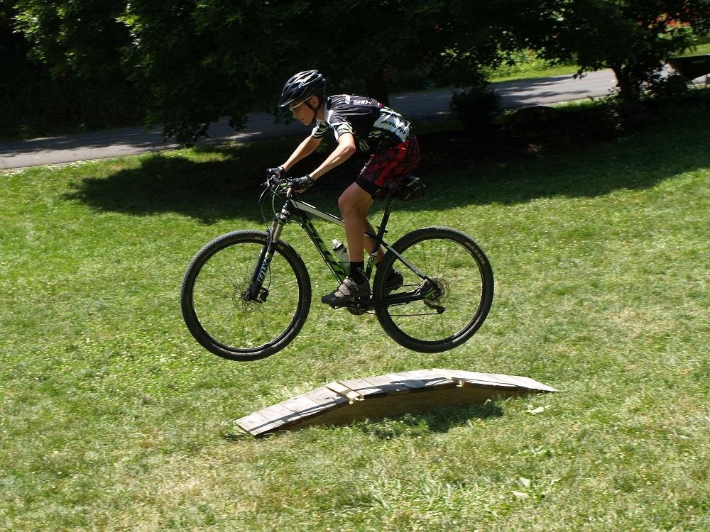 Mountain Bike Summer Camp